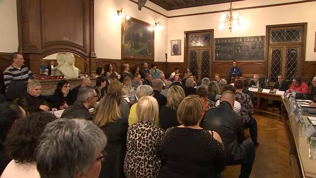 Conseil communal du 3 décembre à Grâce-Hollogne