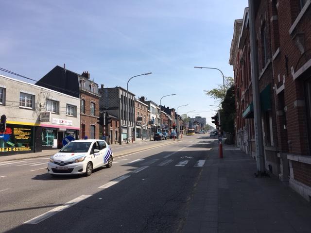 Deux sacs suspects dans un bus TEC à Liège