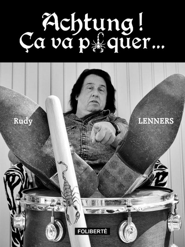 """""""Achtung ! ça va piquer"""" de Rudy Lenners"""