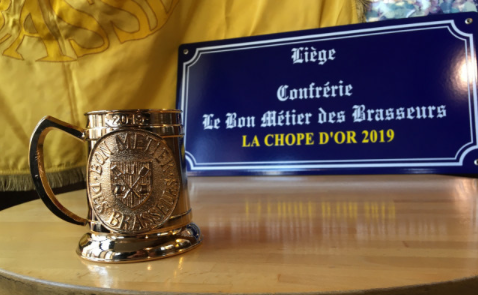 'Aux Caves Chez Willy' remporte la Chope d'Or !