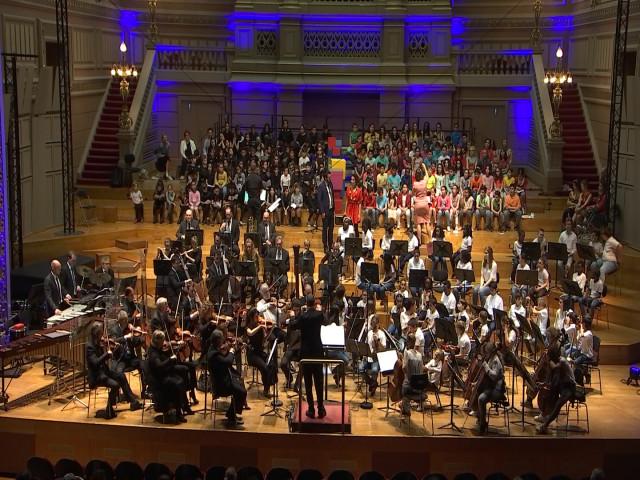"""""""Comme-ci, comme-ça"""": le concert El Sistema de l'OPRL"""