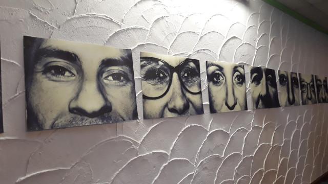 """""""Derrière nos actes"""", une expo à Lantin"""