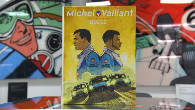 """""""Duels"""" le nouvel album de Michel Vaillant scénarisé par Denis Lapière"""