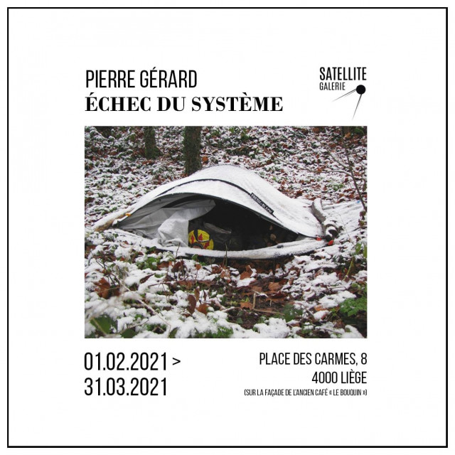 """""""Echec du système"""" les photos de Pierre Gérard exposées place des Carmes"""