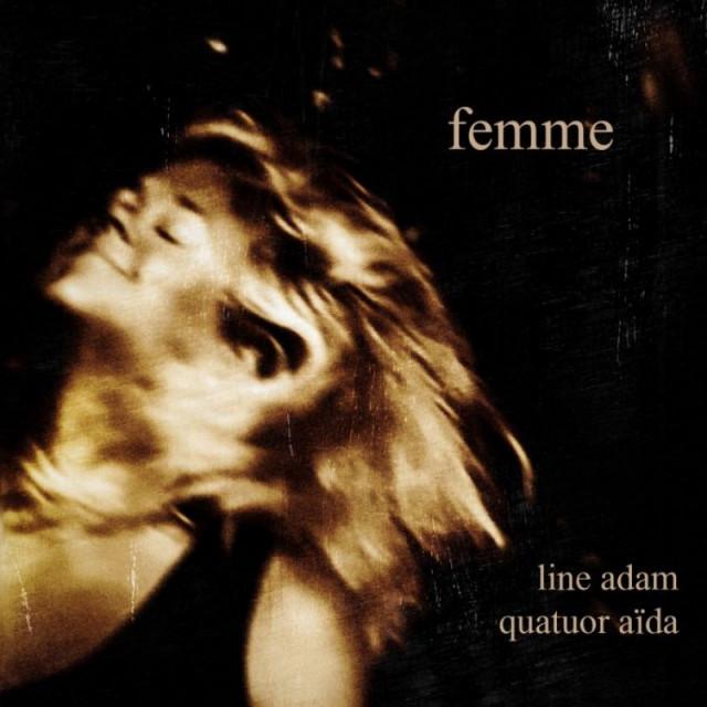 """""""Femme"""" le nouvel album de Line Adam"""