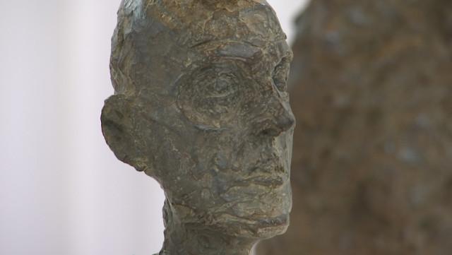 Giacometti à la Cité Miroir !