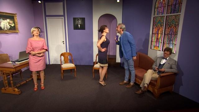 """""""Je veux un Magritte"""", la nouvelle création du théâtre Arlequin"""