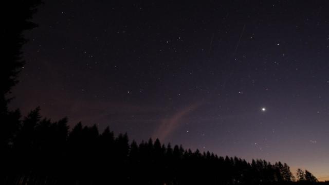 À la rencontre des étoiles