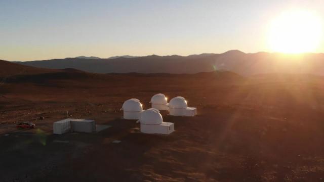 """Speculoos"", nouvel observatoire liégeois au Chili"
