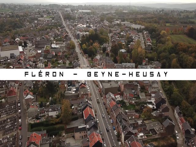 Vu du Ciel : Beyne Heusay - Fléron