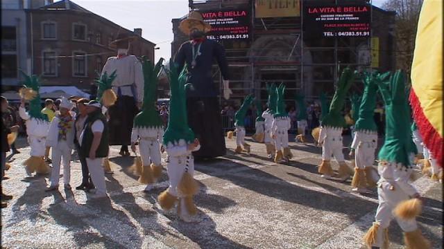 10 000 personnes et autant de sourires au carnaval de Tilff