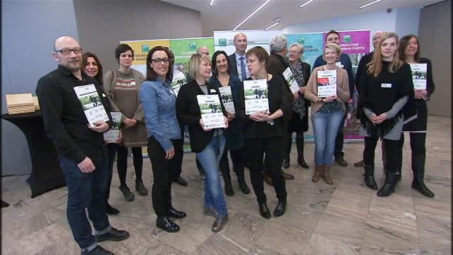 10 associations liégeoises récompensées par BNP Paribas