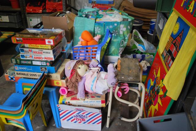 11 000 jouets récoltés par Intradel pour être redistribués