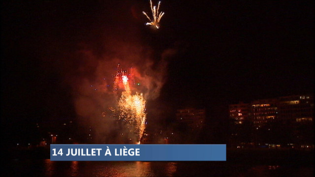 14 juillet : le programme de la fête à Liège