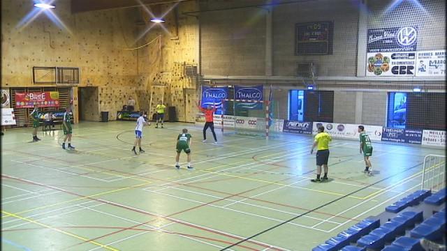 Handball :  Visé - Quintus