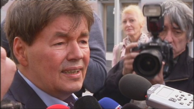 Bernard Wesphael acquitté par le jury d'assises à Mons