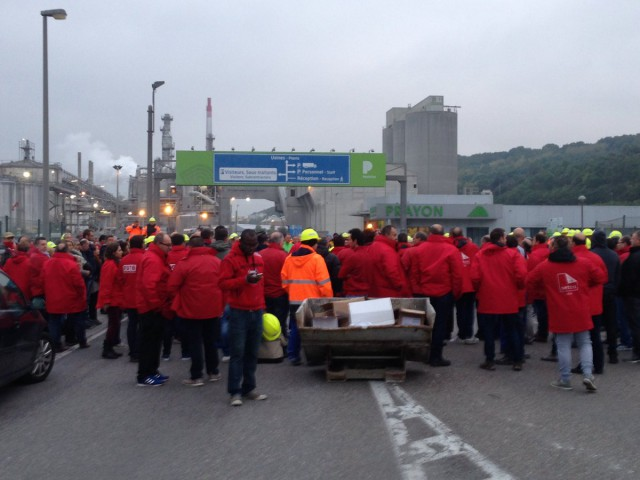 Journée d'action de grève sectorielle