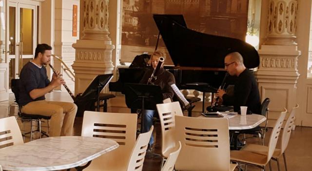 Happy Hour à l'Orchestre Philharmonique Royal de Liège