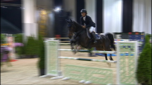 Bientôt le jumping international de Liège