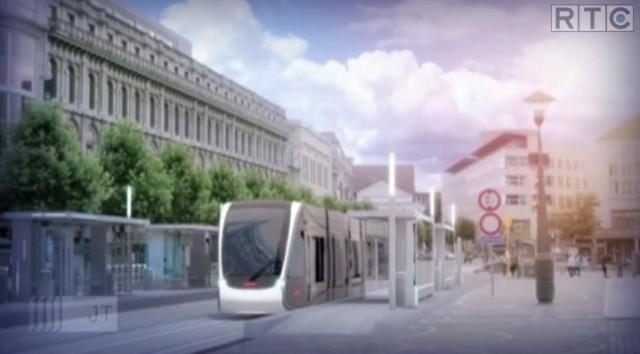Tram liégeois : 3 candidatures retenues