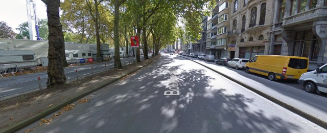 Le Tour de France arrivera sur le boulevard d'Avroy (vidéo)