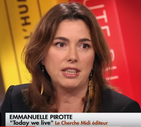 Today We Live, d'Emmanuelle Pirotte, prix Saga Café 2016