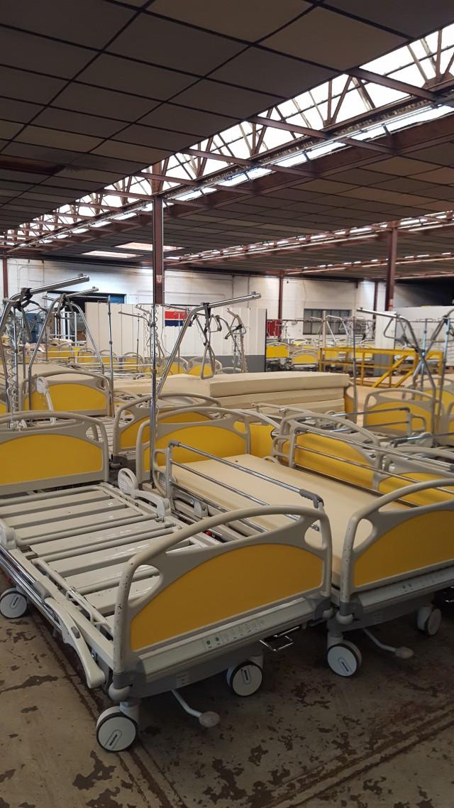 Surprenant : le CHR Citadelle vend du matériel d'occasion