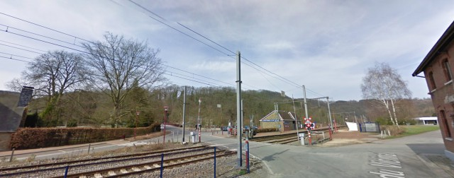 Un piéton renversé par un train à Comblain-la-Tour