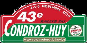 Un team liégeois au Rallye du Condroz