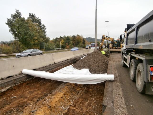 Le chantier des viaducs de Herstal entre dans sa dernière phase
