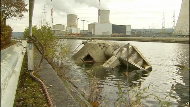 Nouveau naufrage dans la Meuse, cette fois à Amay