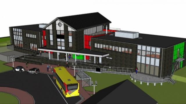Une nouvelle école à Fraipont