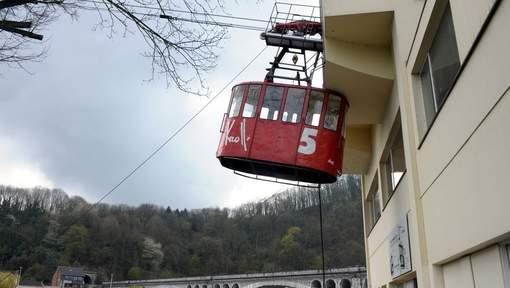 Accord pour la réhabilitation du téléphérique de Huy