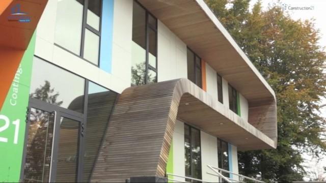 Bureau d'architecture liégeois récompensé à la COP22