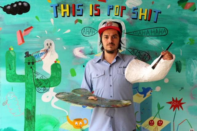 Laurent Impeduglia lauréat du Prix ART de la ville de Strasbourg