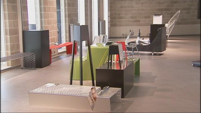Le métal rencontre le design à la Design Station Wallonia