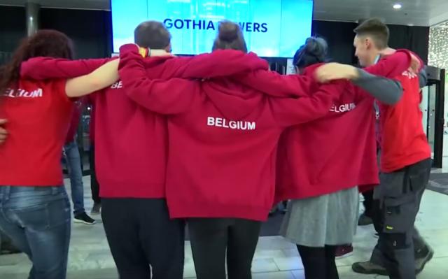 Derniers préparatifs pour les jeunes Belges à EuroSkills