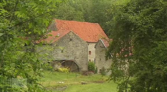 Un million pour le Moulin de Ferrières