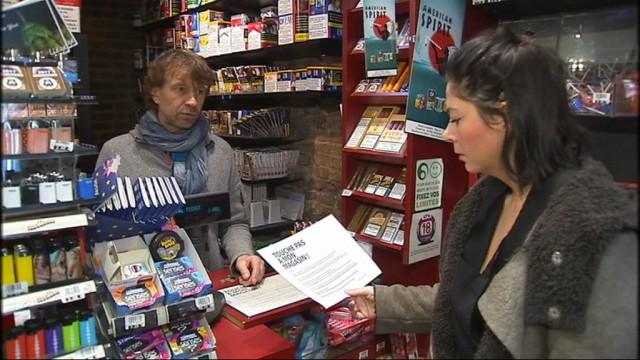 Les libraires protestent contre les night shops