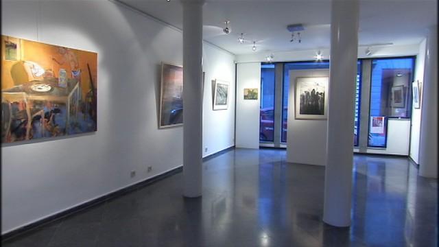 La peinture à la fois symbolique et réaliste d'Yves Bage