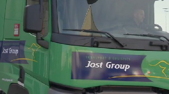 JostGroup va s'installer au Trilogiport