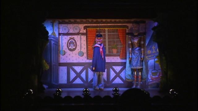 Spectacle de Noël : les aventures de Tchantchès au théâtre de marionnettes