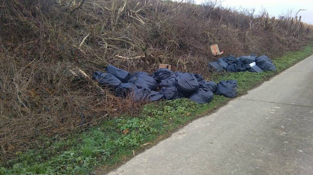 Bassenge : 40 sacs de restes de plants de cannabis !