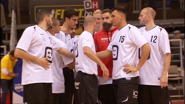 Liège Basket défait par Ostende