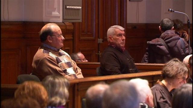 3 ème procès Cools : journée de composition du jury