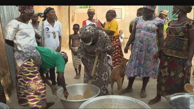 Iles de Paix : l'importance des femmes dans les projets de l'ONG