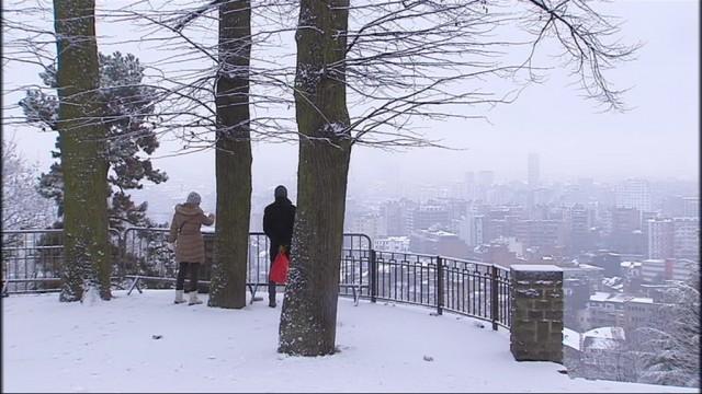 Offensive de la neige : mobilisation générale à Liège !