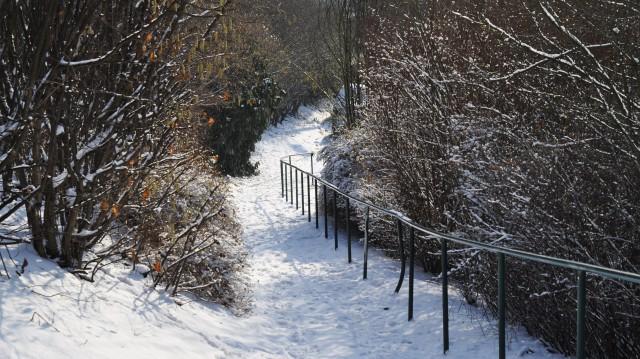 La neige continuera d'être au rendez-vous ce week-end