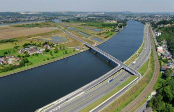 Accident mortel sur le nouveau pont d'Argenteau
