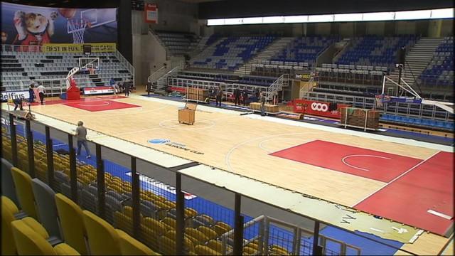 Liège Basket terminera la saison sur un parquet de location